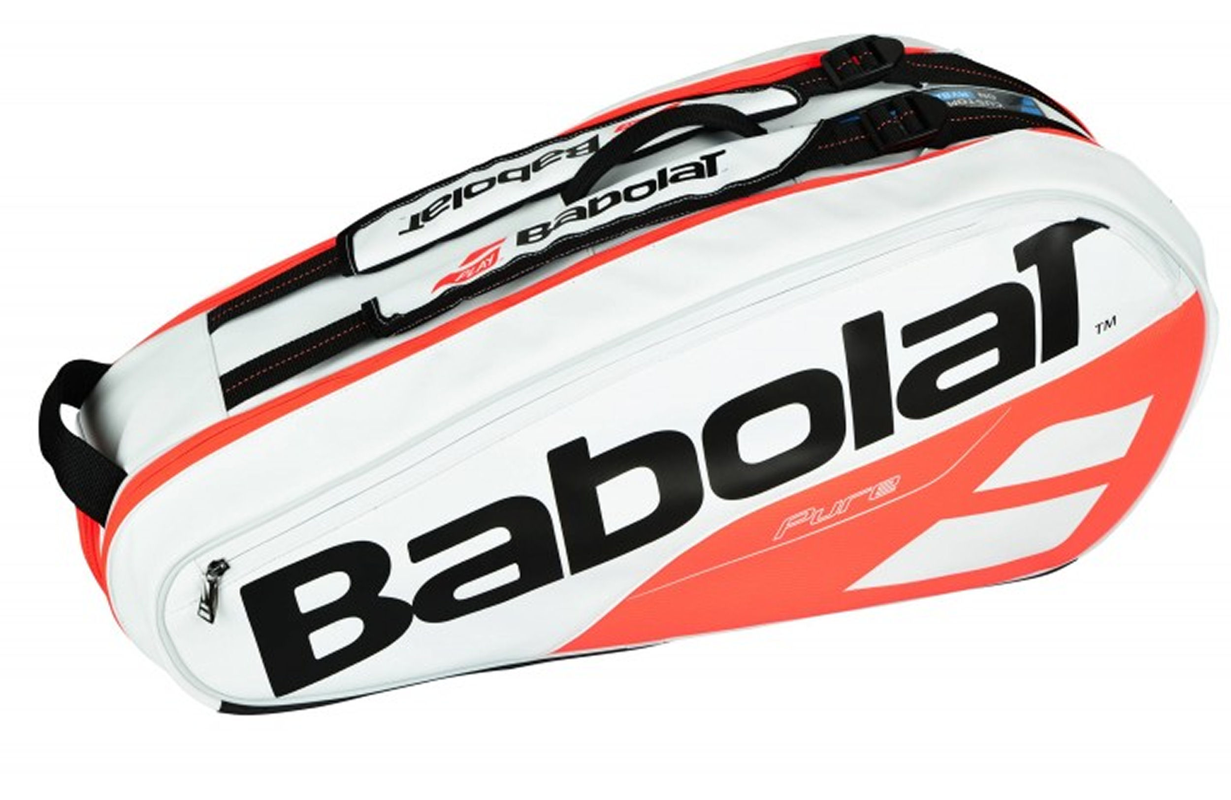 3020d7b2fb6b3 BABOLAT THERMOBAG X6 PURE Strike 2018 - TORBY I THERMOBAGI - Wisussport
