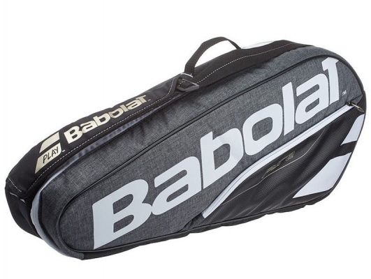 TORBA THERMOBAG BABOLAT PURE SZARY x3
